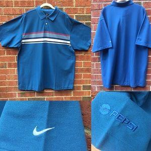Nike Shirts - NWT NIKE GOLF SHIRT MENS XL RETAIL $50